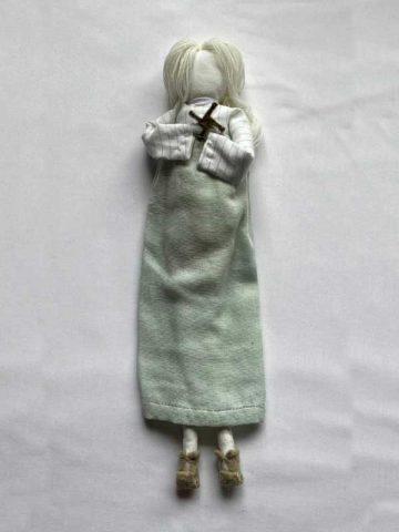 Handmade Doll – Brideóg