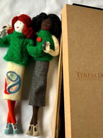 Handmade Doll – Daughters of Ireland