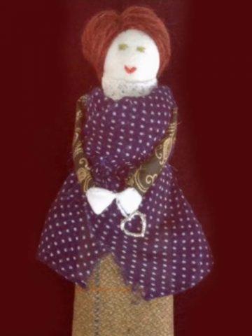 Handmade Doll – Lil