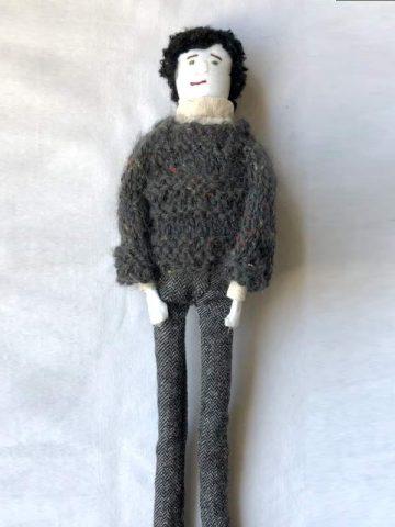 Handmade Doll – Man of Ireland