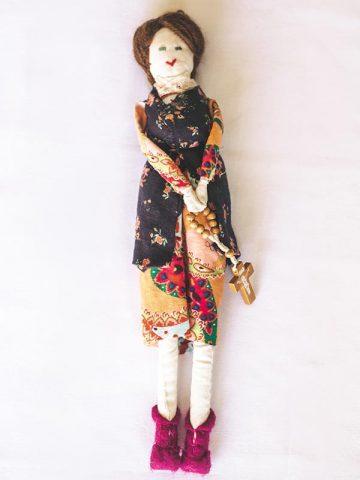 Handmade Doll – Nancy