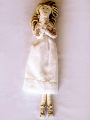 Handmade Doll – Grace